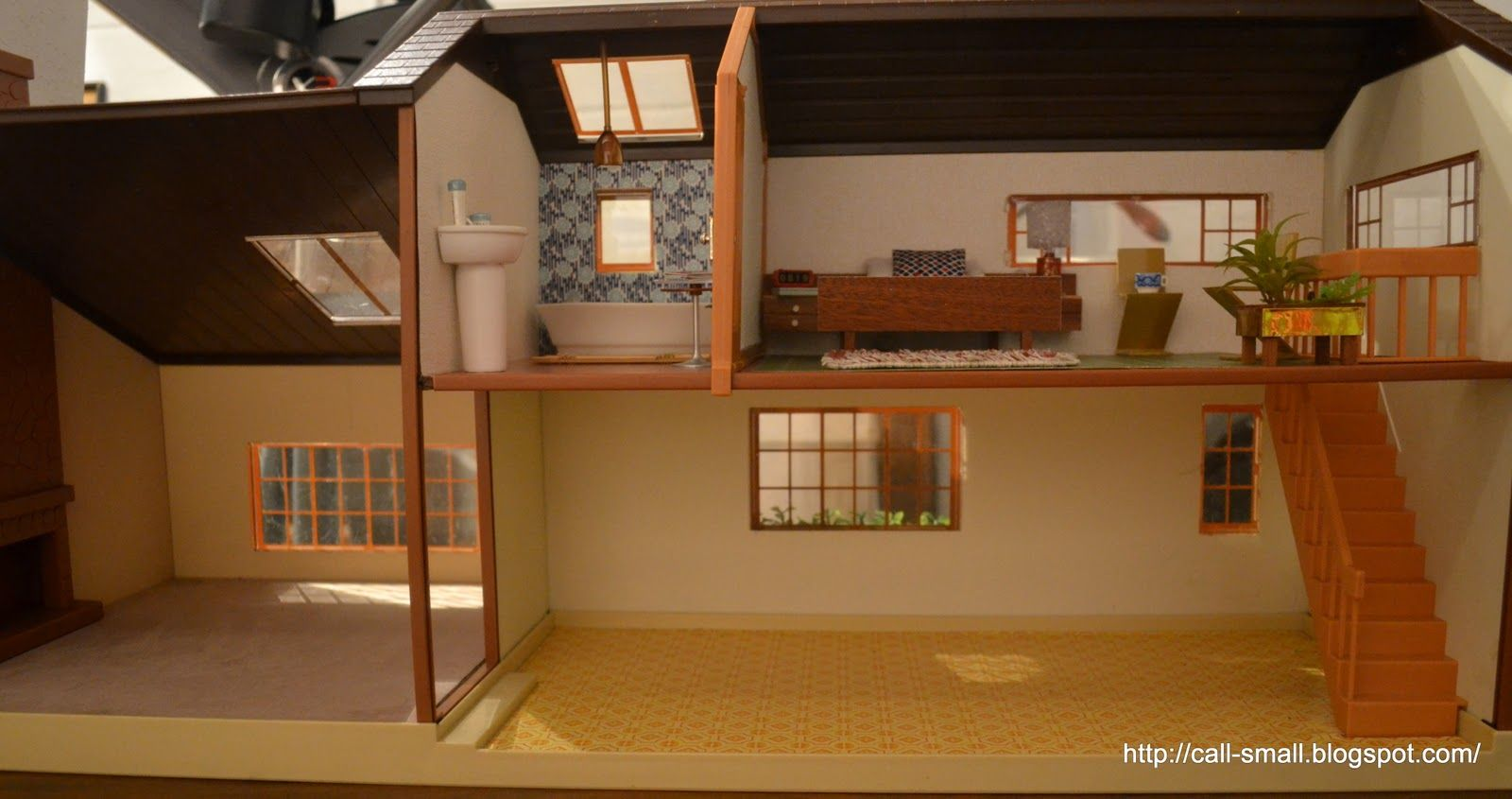 45254fbab958a36cdf95cd7df1810c1d - Tomy Smaller Homes And Gardens Dollhouse For Sale