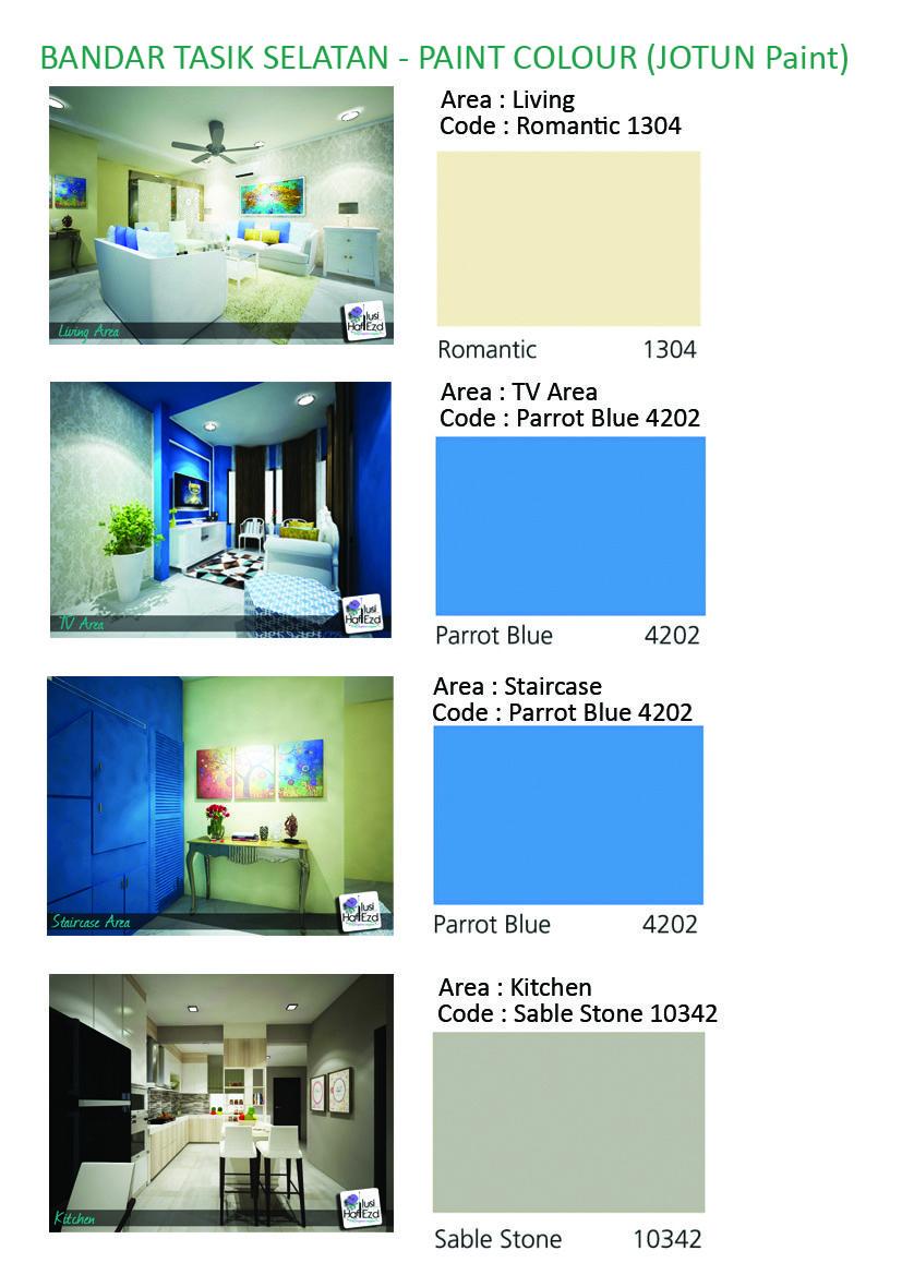 5+ Pilihan Warna Cat Jotun Terbaru - Desain Dekorasi Rumah
