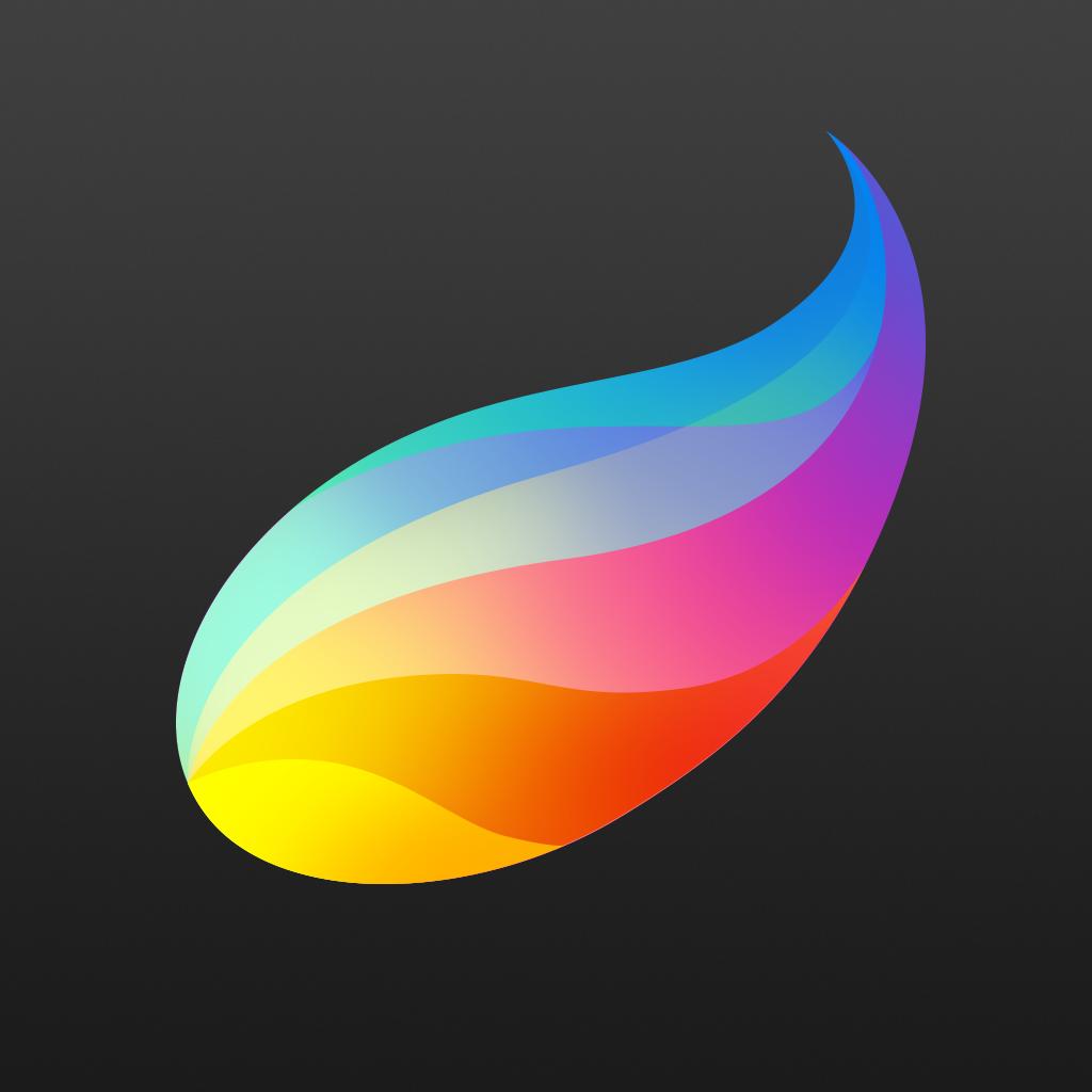 Procreate app icon App icon design, Mobile app design