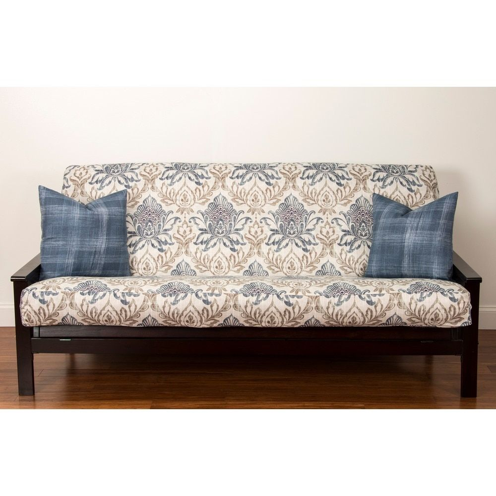 Genoa Baroque Futon Cover Queen Size