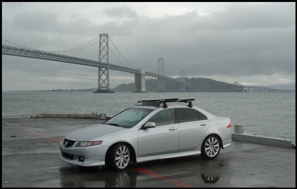 Tsx Roof Rack Acurazine Community Roof Rack Acura Tsx Acura