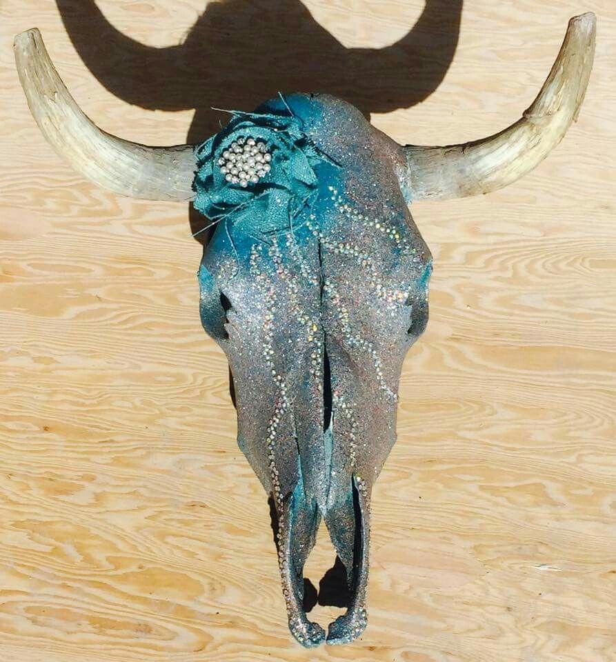 Love this skull so much | steer skulls | Pinterest | Western décor ...