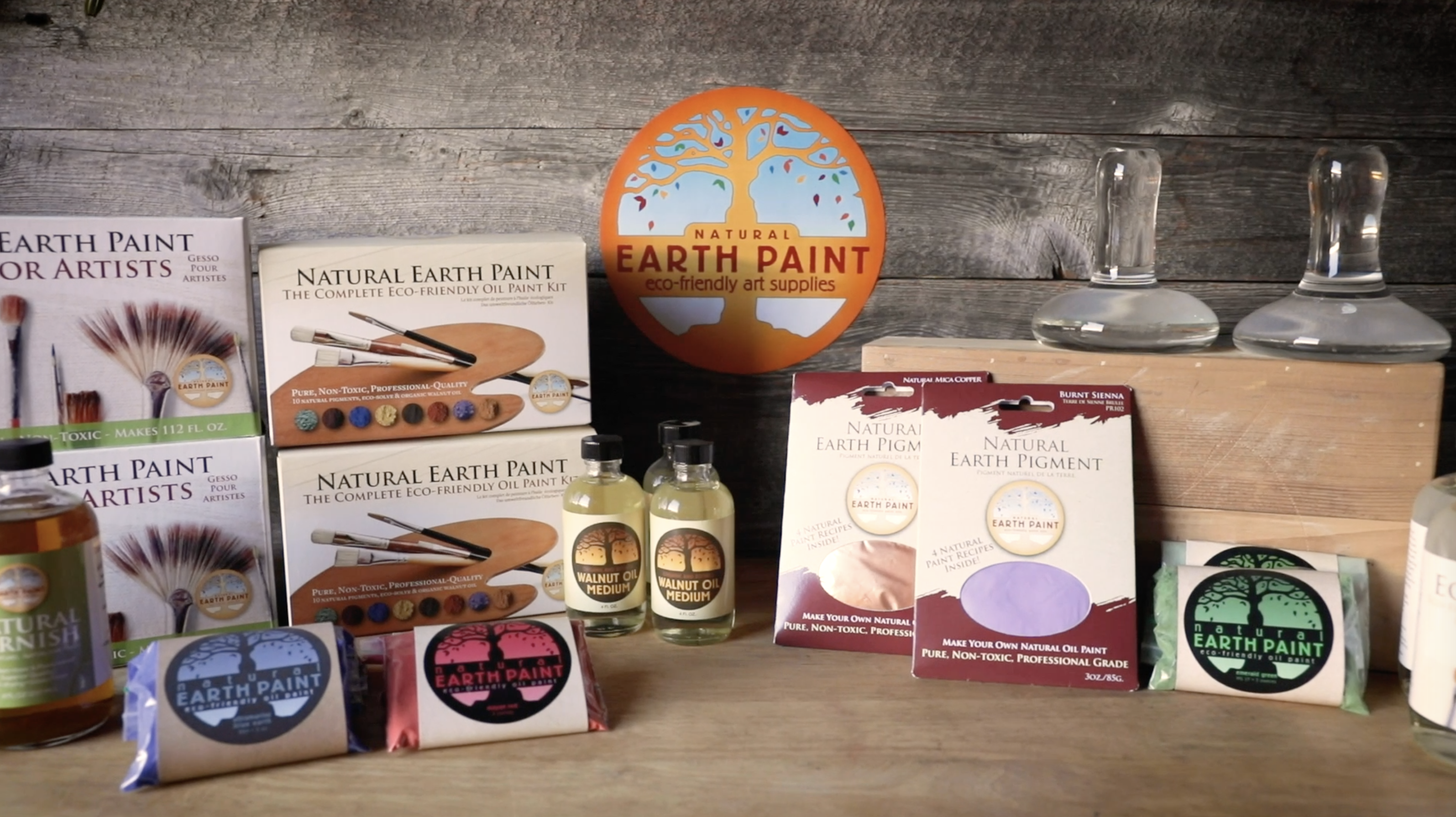 Pin On Natural Earth Paint
