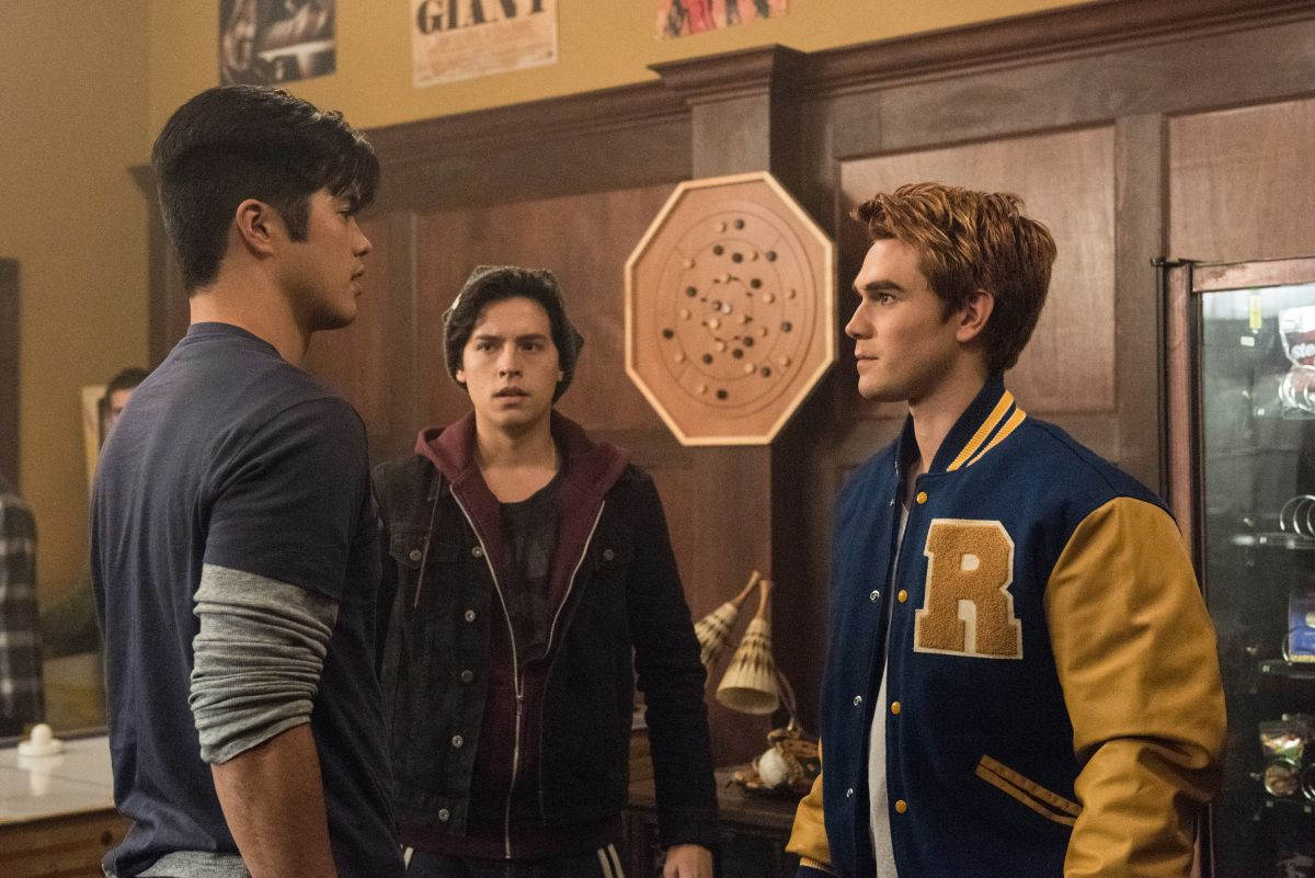 Image Of Cole Sprouse Ross Butler And Kj Apa In Riverdale 14