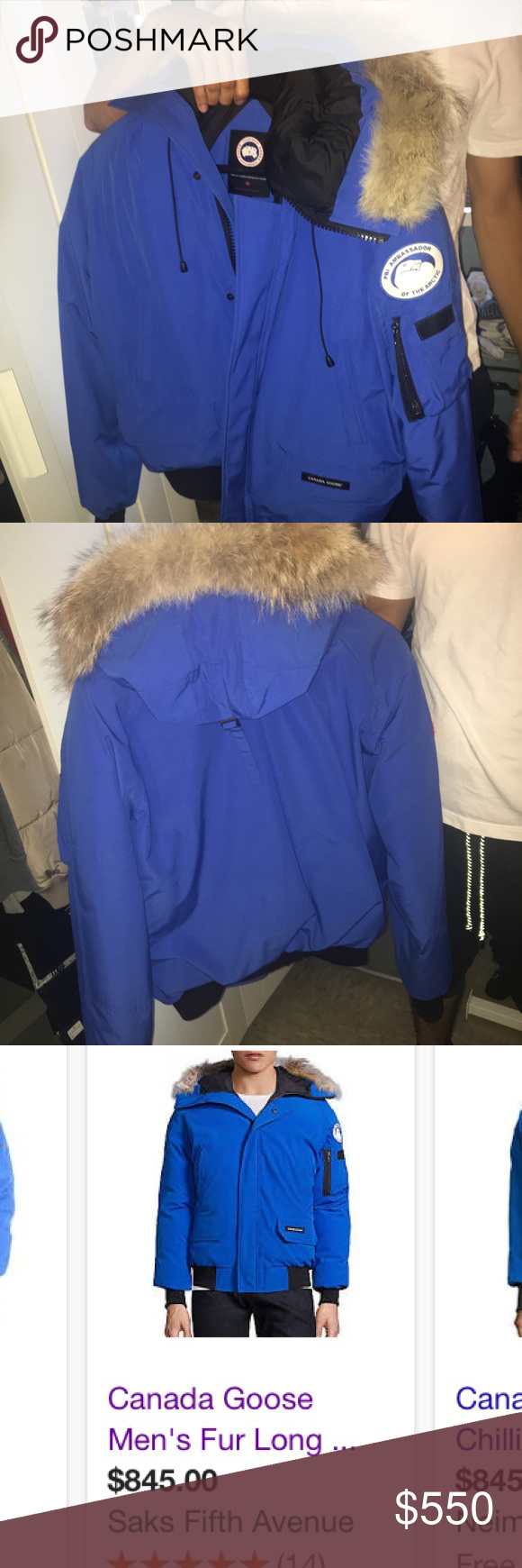 canada goose coat for skiing