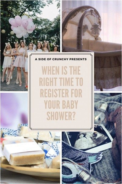 When Should You Start Planning Your Baby Shower And Should You Plan One For  Every Child