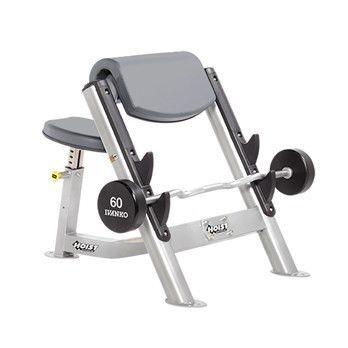 Hoist Cf 3550 Preacher Curl Bench No Equipment Workout Preacher Curls Body Weight Training