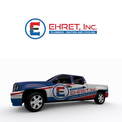 Plumbing Co Since 1903 Bold Truck Wraps Car Truck Or Van Wrap