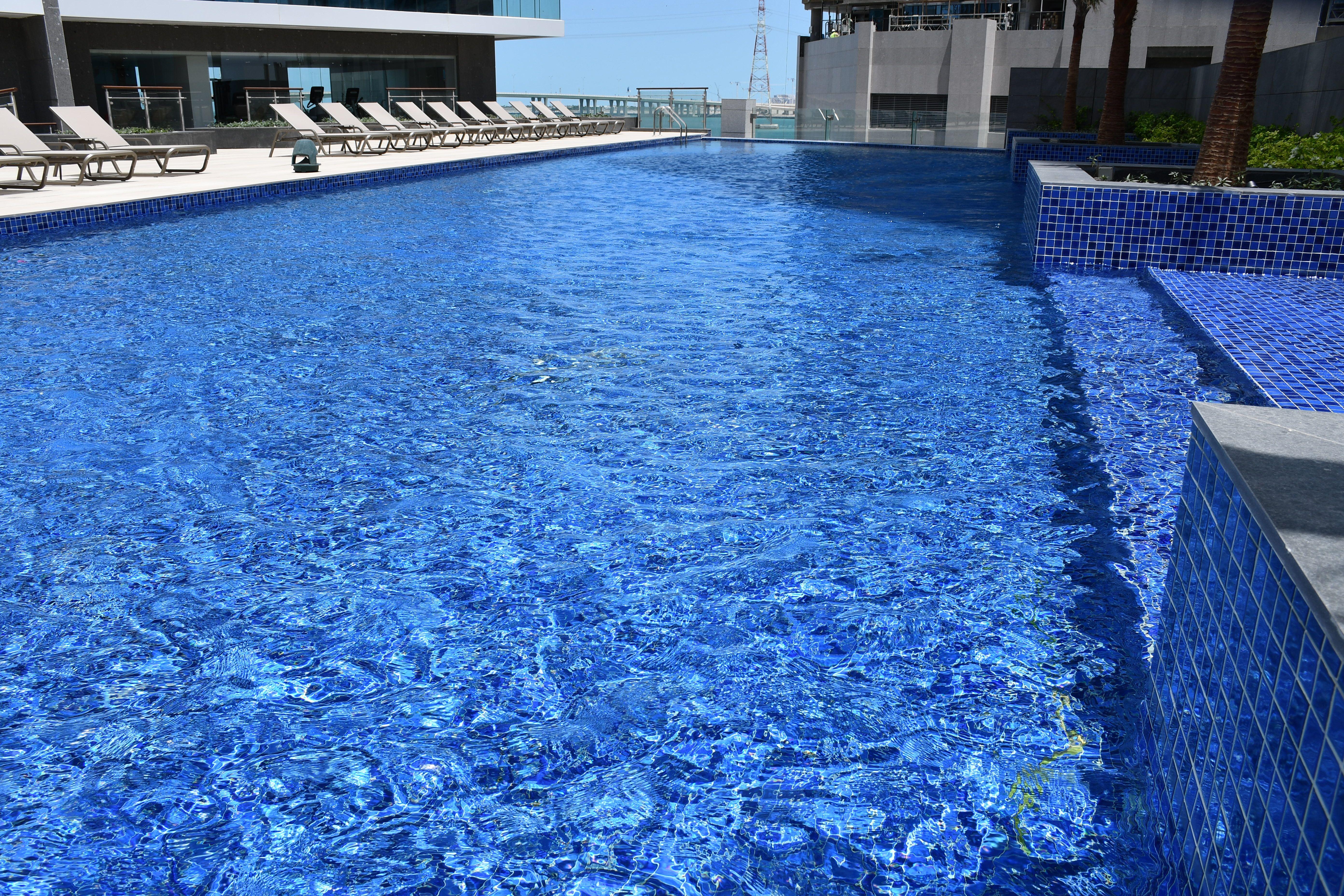 Infinity Pool Waterfront Apartments Infinity Pool Pool