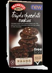 Triple choc cookies from #Prewetts.  #glutenfree #coeliac