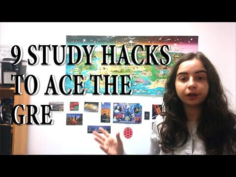 9 Study Hacks to Ace the GRE - YouTube