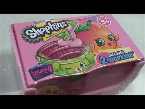 NEW SHOPKINS opening and review