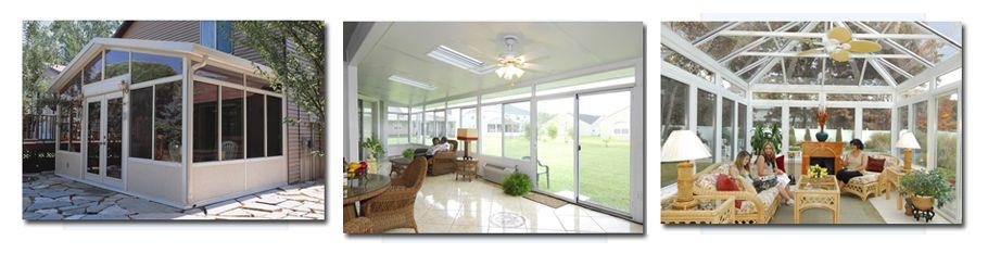 Enclosures American Home Improvement Pgt Eze Breeze Patio