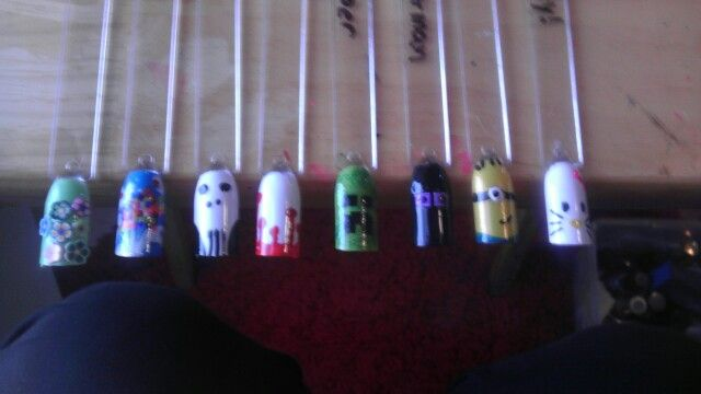 My many nail designs @stacystancati