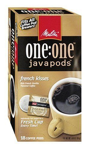 Melitta One 18 Pods Parisian Vanilla Coffee Pods Additional Details At The Pin Image Click It K Cups Vanilla Coffee Coffee Pods Coffee