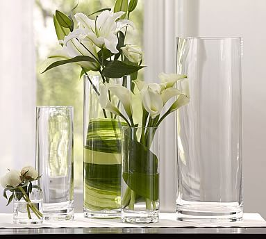 Aegean Clear Glass Vase Medium In 2018 Some Treasures To Inspire
