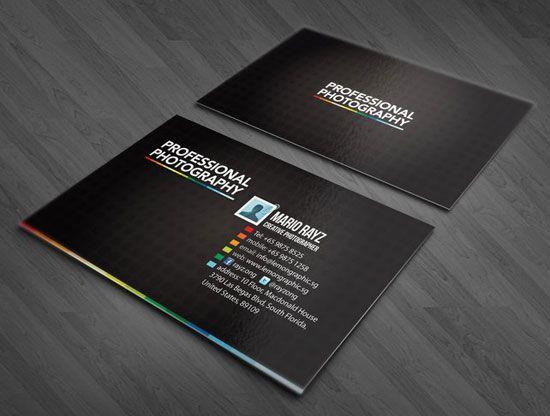 Best Business Cards Design Customizable Business Card - Best business card templates