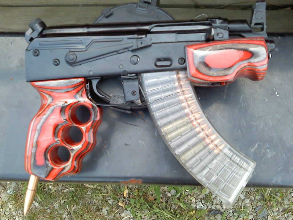 Crazy custom Draco pistol  | Guns | Guns, Hand guns, Weapons