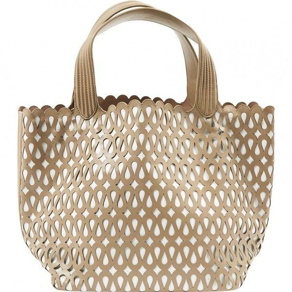 Alaia Pre-owned - Leather shoulder bag 1FblwcJ