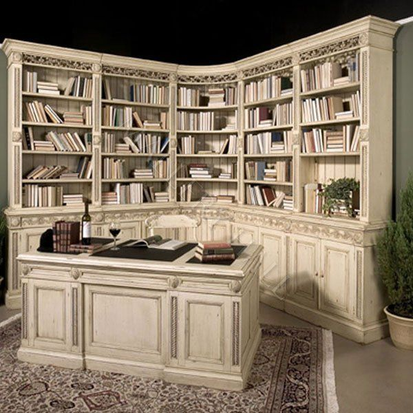 Corner Bookcase With Doors Google Search