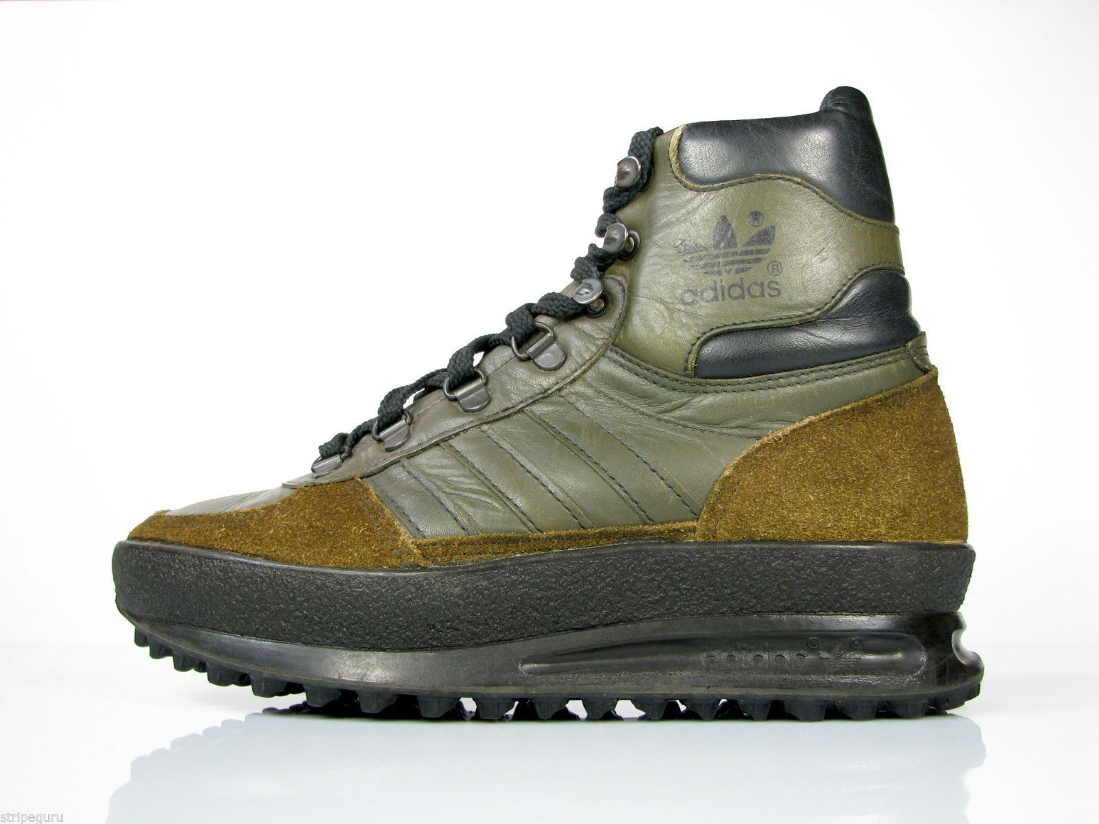 Vintage Adidas Trekking Hiking Outdoor Boots Womens UK 5 5 RARE 80s OG  YUGOSLAV  ee1c5a2c45