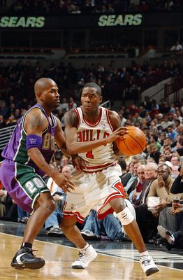 800aa27f Chicago Bulls - Jamal Crawford … | All Bow To The Mighty Chicago ...