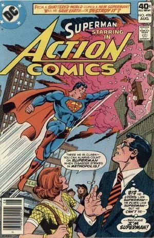 Action Comics Vol 1 498