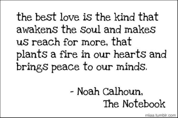quote-book: Noah Calhoun, The
