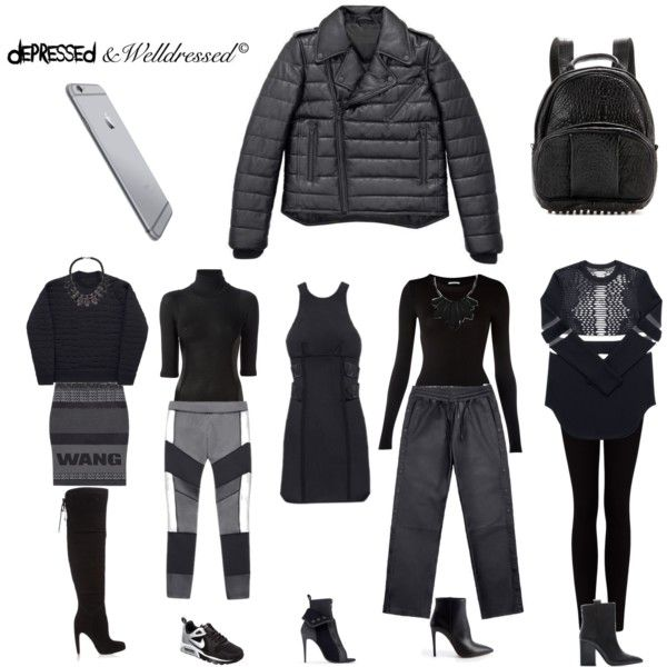 """My Wang 4 H&M collection"" by beingsilly on Polyvore"