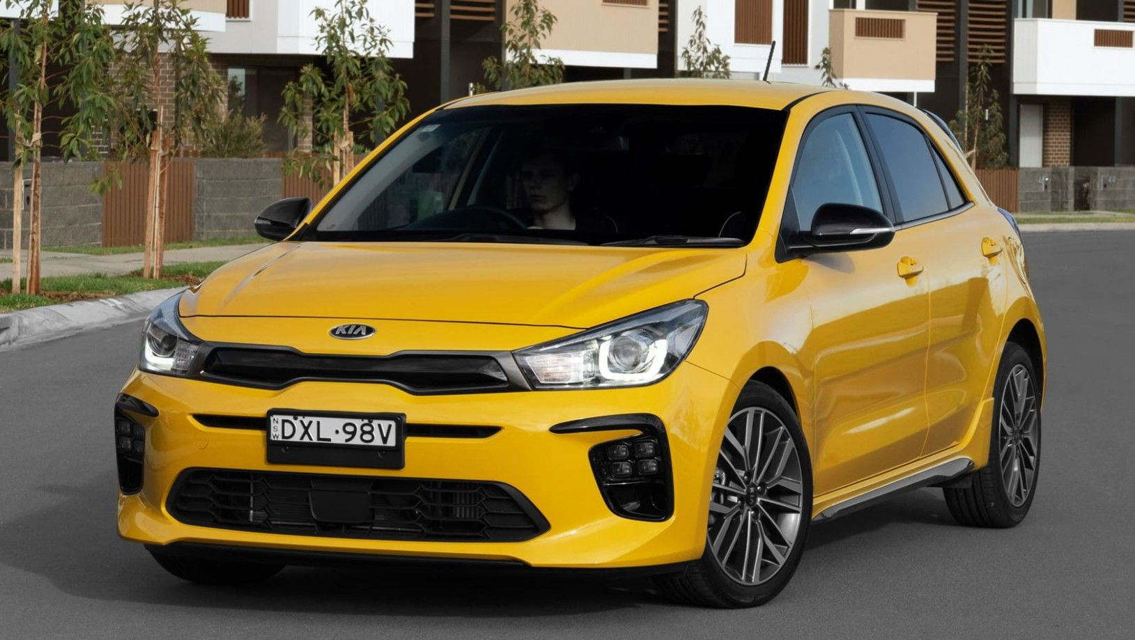 2020 All Kia Rio Ratings