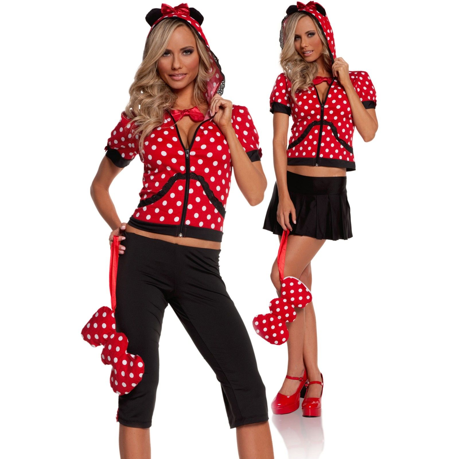 Minnie homemade costumes Pinterest Minnie costume Costumes