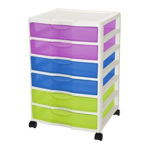 Home Drawer Cart Storage Containers Storage