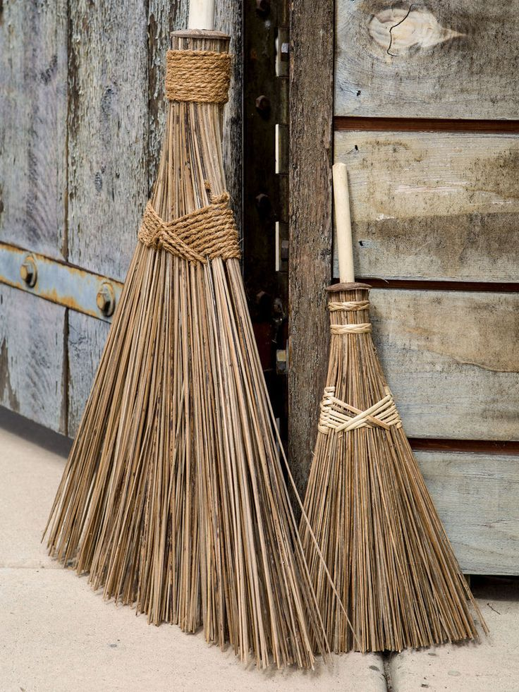 Ultimate Broom And Whisk Set For The Garden Gardeners
