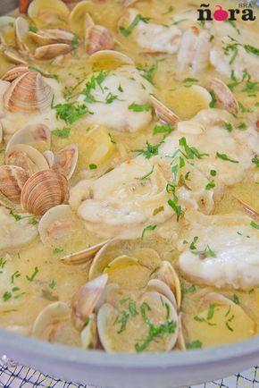 Cazuela de rape – Güveç yemekleri