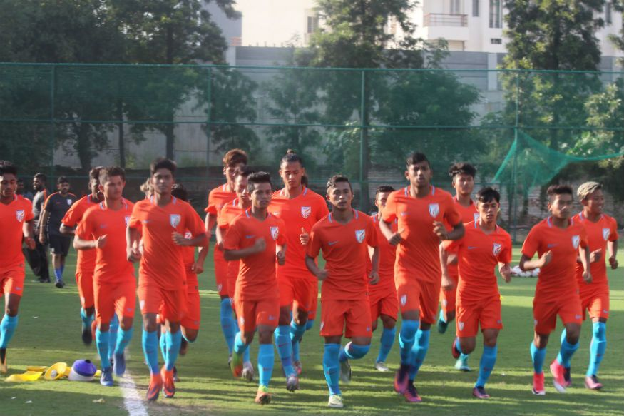 Indian Arrows To Play First Two Games In Goa With Images Fifa World Cup Fifa World Cup