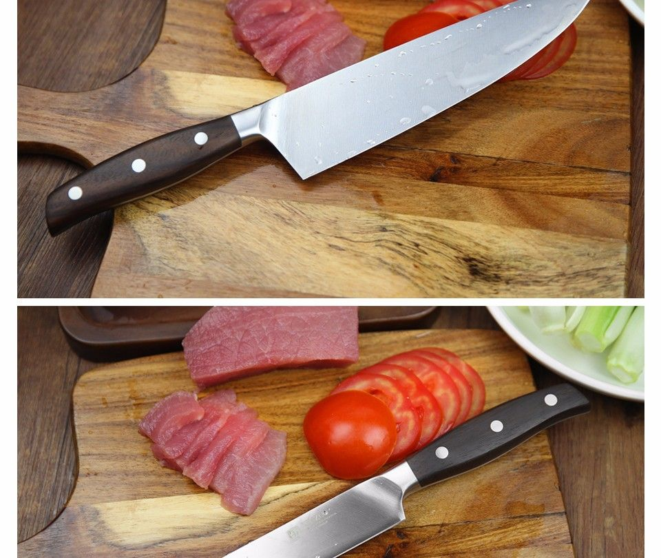 American Made Kitchen Knives Cost Of Marble Countertops Shop Online Buy Sharp Cooking That Make Prep Work Fast And Easy Every Setincludes An Oak Block Or Tray Knife Butcher