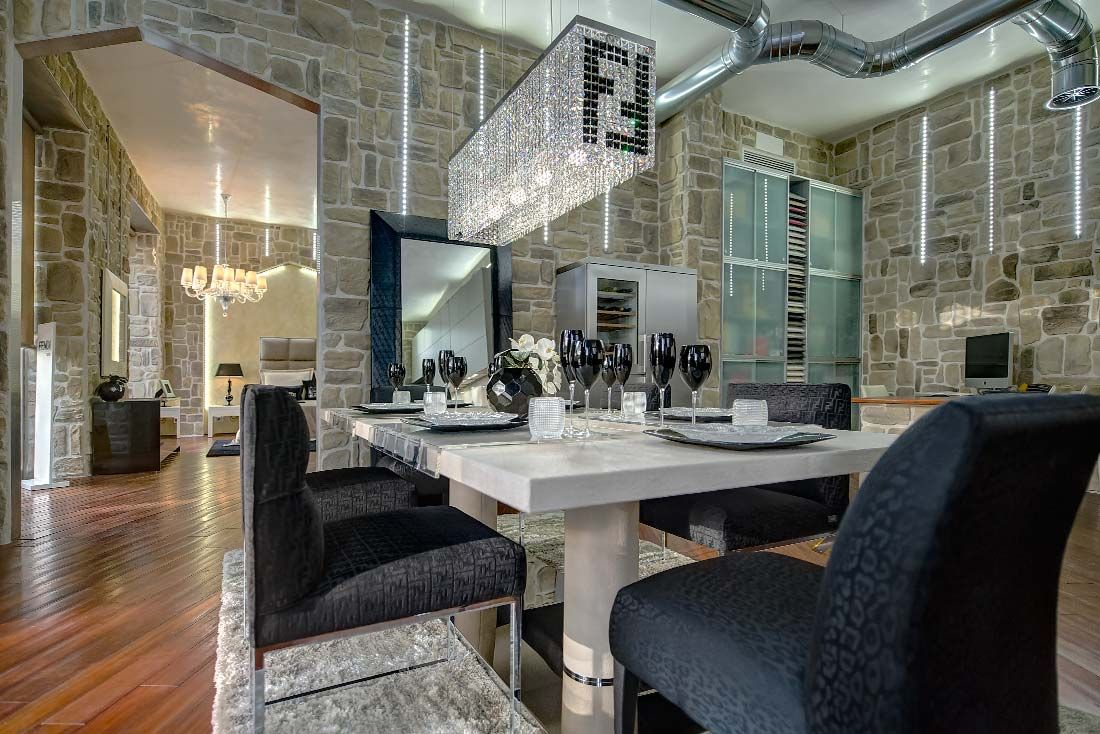 Arredamento lusso moderno md93 regardsdefemmes Arredi di lusso casa