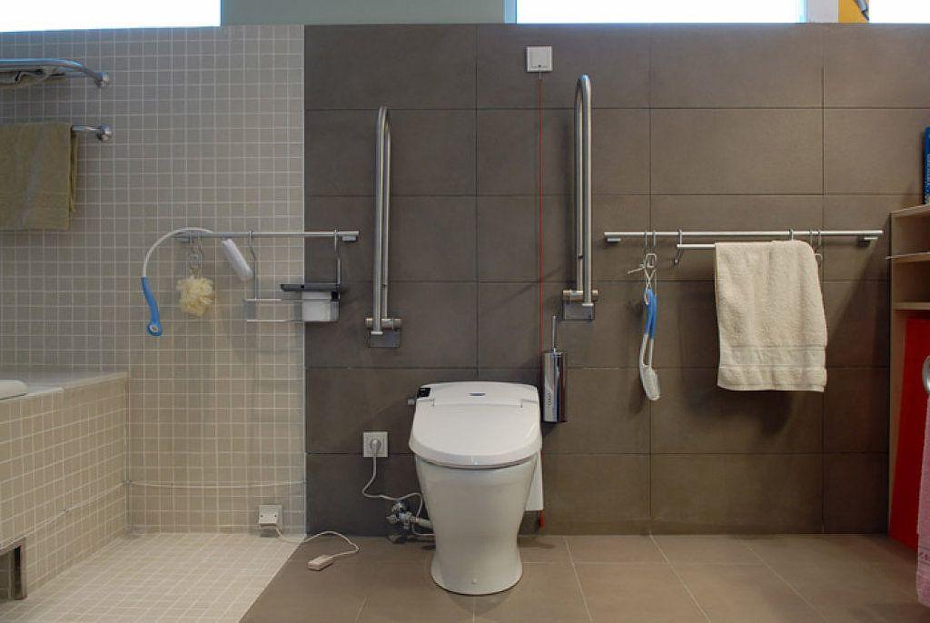 Diseno De Baño Para Discapacitados Descubre el Diseño de Baños para  Discapacitados Handicap Bathroom 78feac95756d