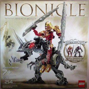 LEGO BIONICLE VEHICLES//CREATURES RARE FERO /& SKIRMIX 8990 GREAT CONDITION