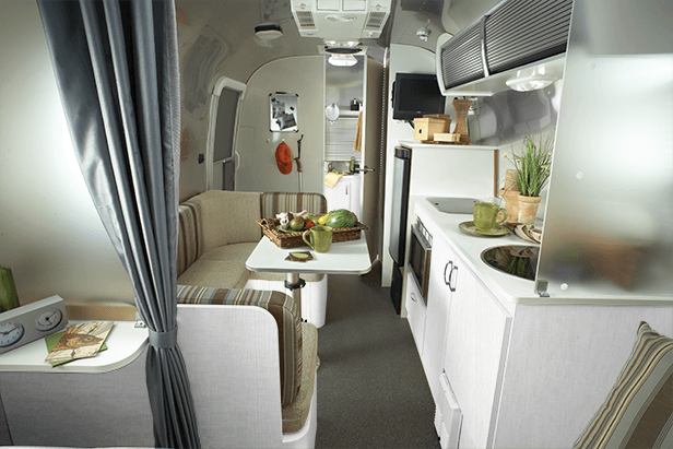 Gallery  Small Living Places  Airstream travel trailers
