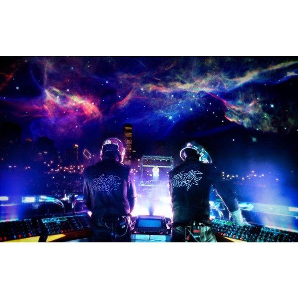 Daft Punk Universe | Daft punk, Electronic music, Music ...