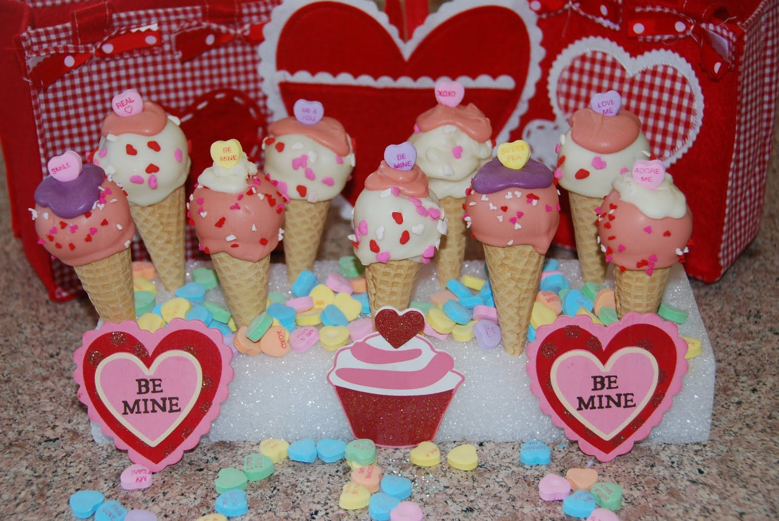 Mother S Day Cake Pop Ideas