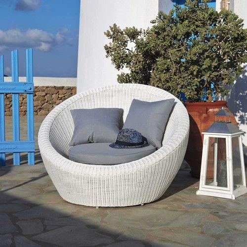 Poltrone In Resina Da Giardino.Spazio Relax Outdoor Mykonos Giardino E Poltrone