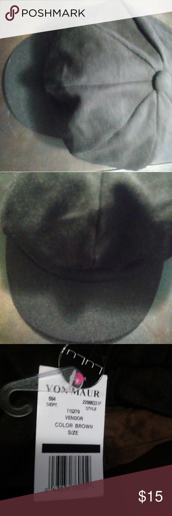 4536f8338 Von Maur hat Hat Von Maur with elastic Von Maur Accessories Hats ...