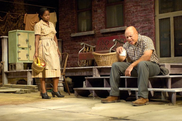 Image result for fences play Scenic Design Pinterest