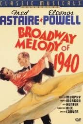 As a teen loved those Astaire musical movies