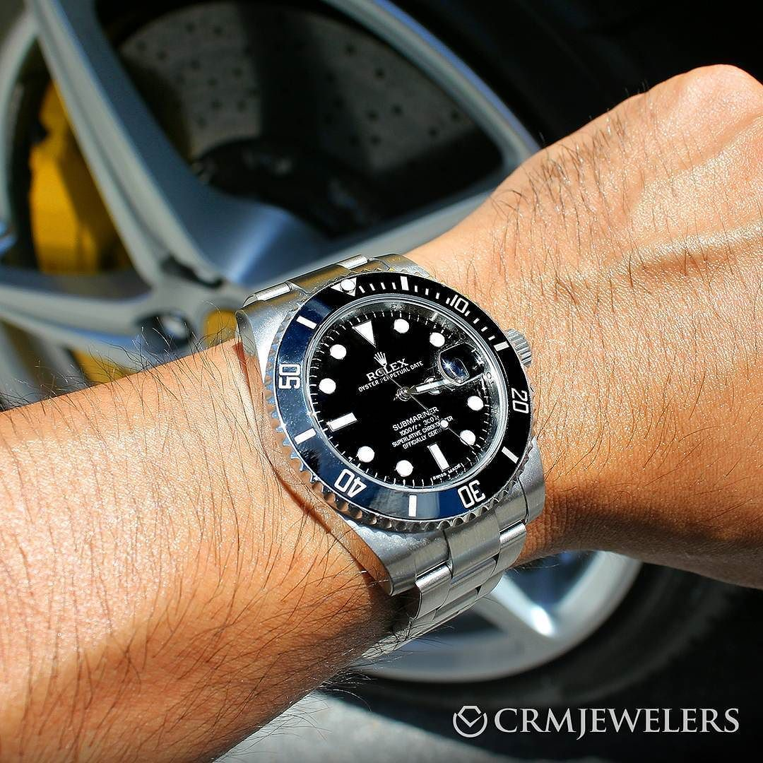 Rolex Submariner in Stainless Steel! Latest model with
