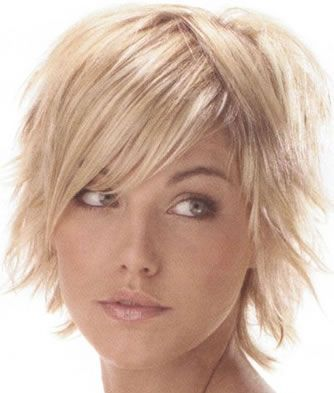 15+ Chic Short Hairstyles for Thin Hair You Should