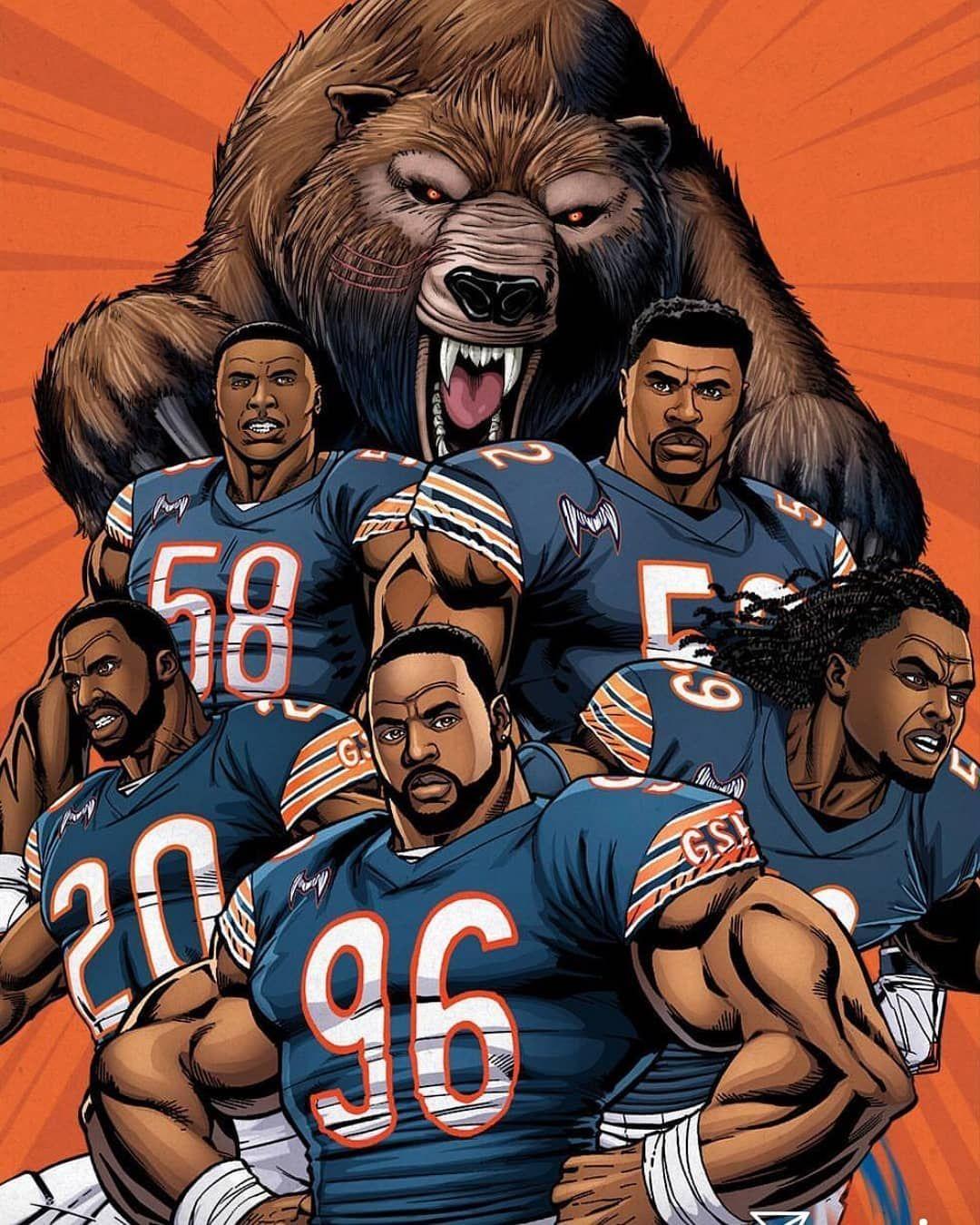 Pin On Da Bears