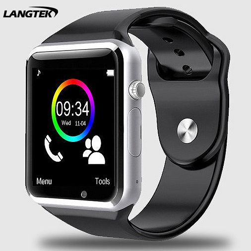 Bluetooth smart watch a3 pkdzo9 sport reloj de pulsera para